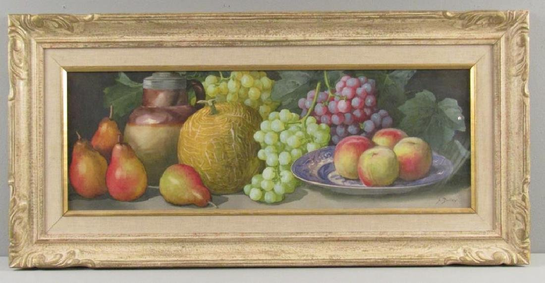 Arthur Dudley (British, 1890-1909) - Watercolor - 2