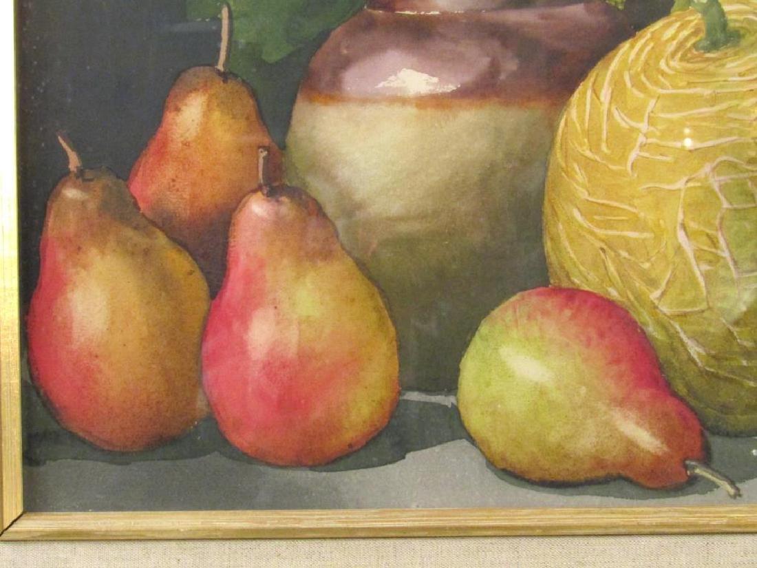 Arthur Dudley (British, 1890-1909) - Watercolor - 3