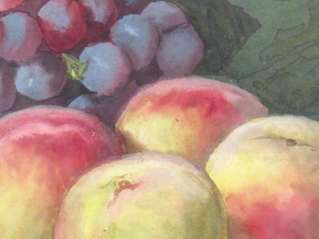 Arthur Dudley (British, 1890-1909) - Watercolor - 4
