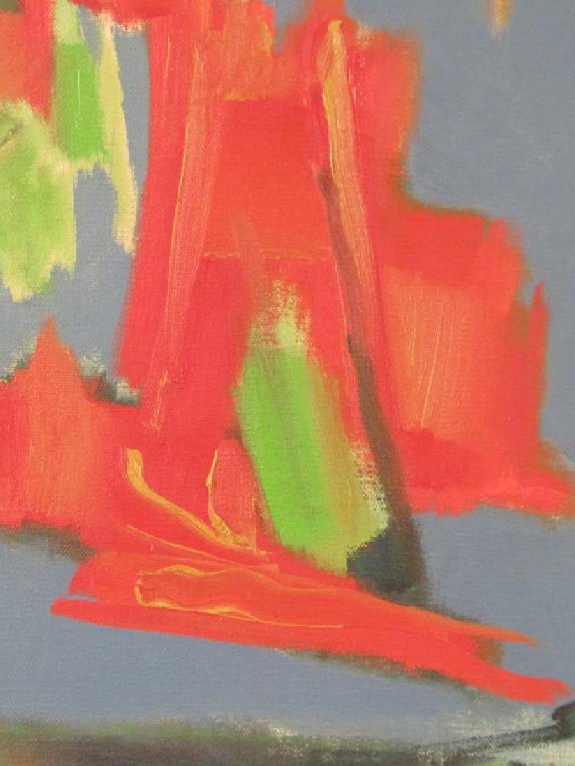 Norman Shapiro - Oil on Canvas - 3