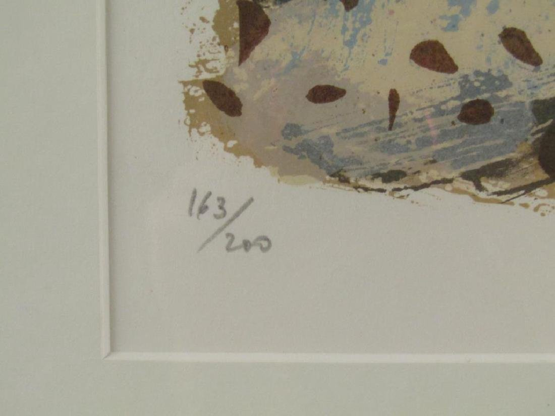 Theo Tobiasse - Lithograph - 6