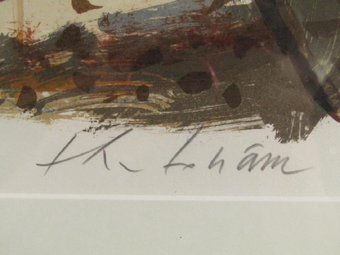 Theo Tobiasse - Lithograph - 7