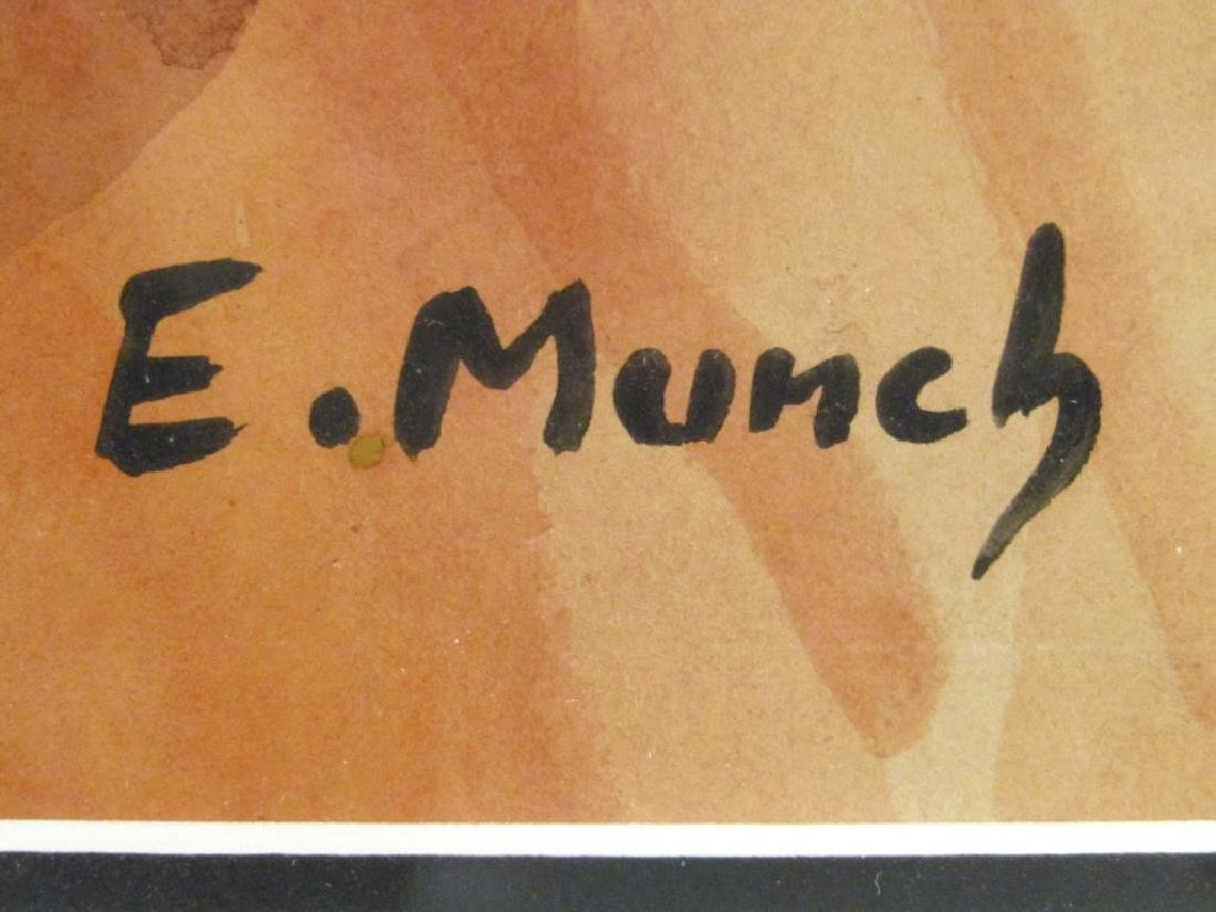 Edvard Munch Picture Print - 5