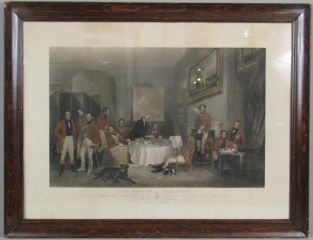After Grant - Hand Colored Engraving - 2