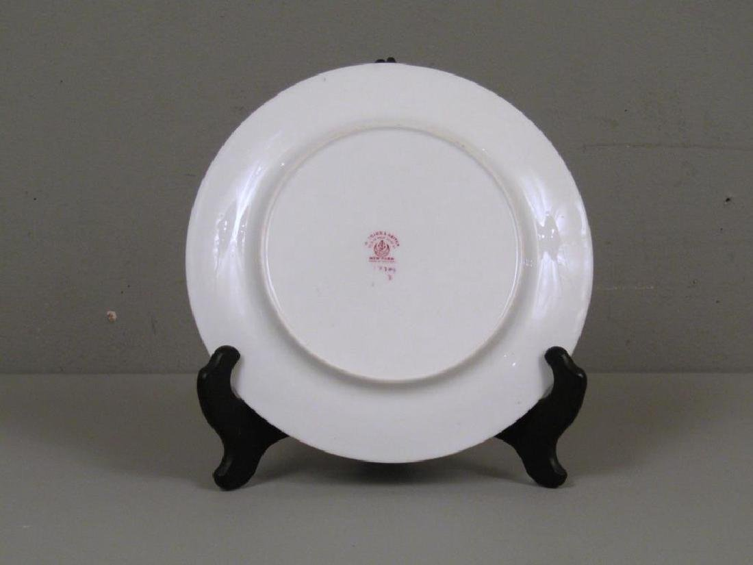 7 English Place Plates - 3