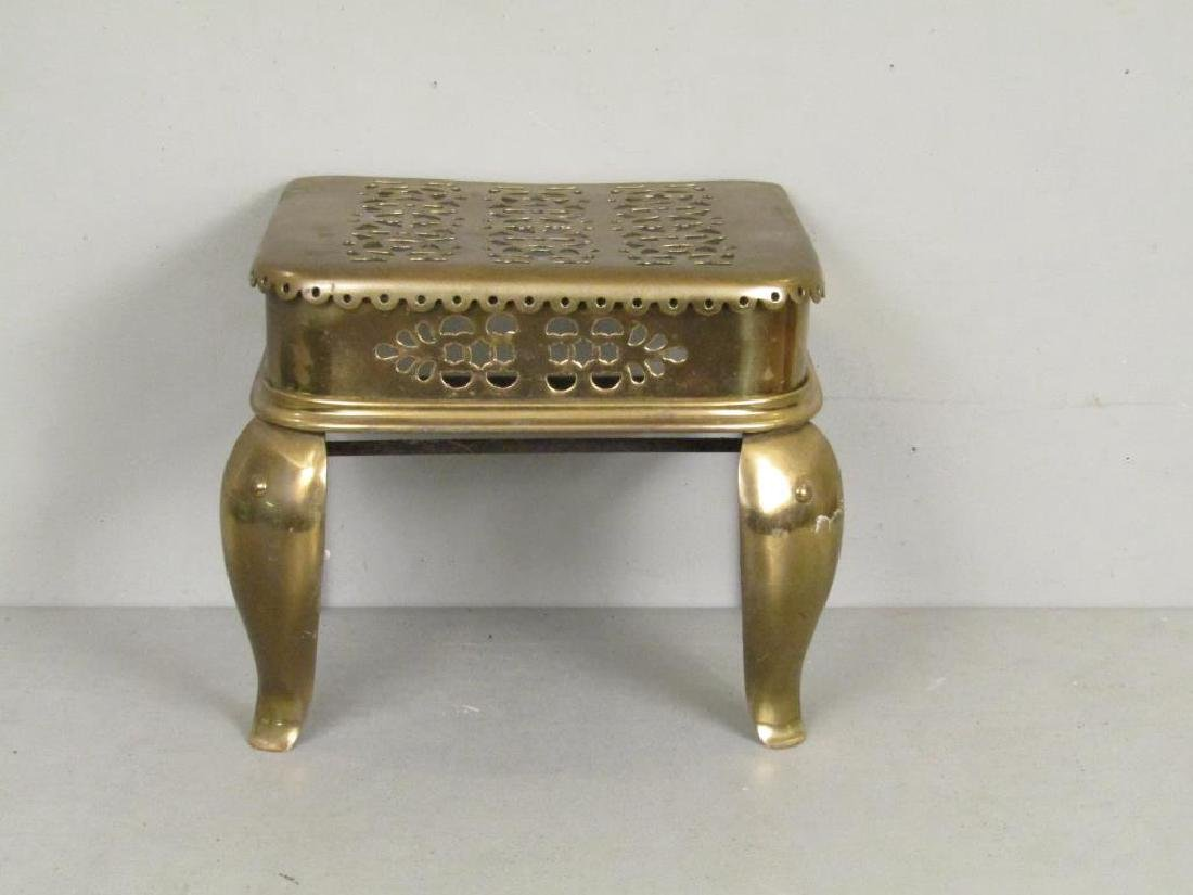 American Brass Fireplace Trivet