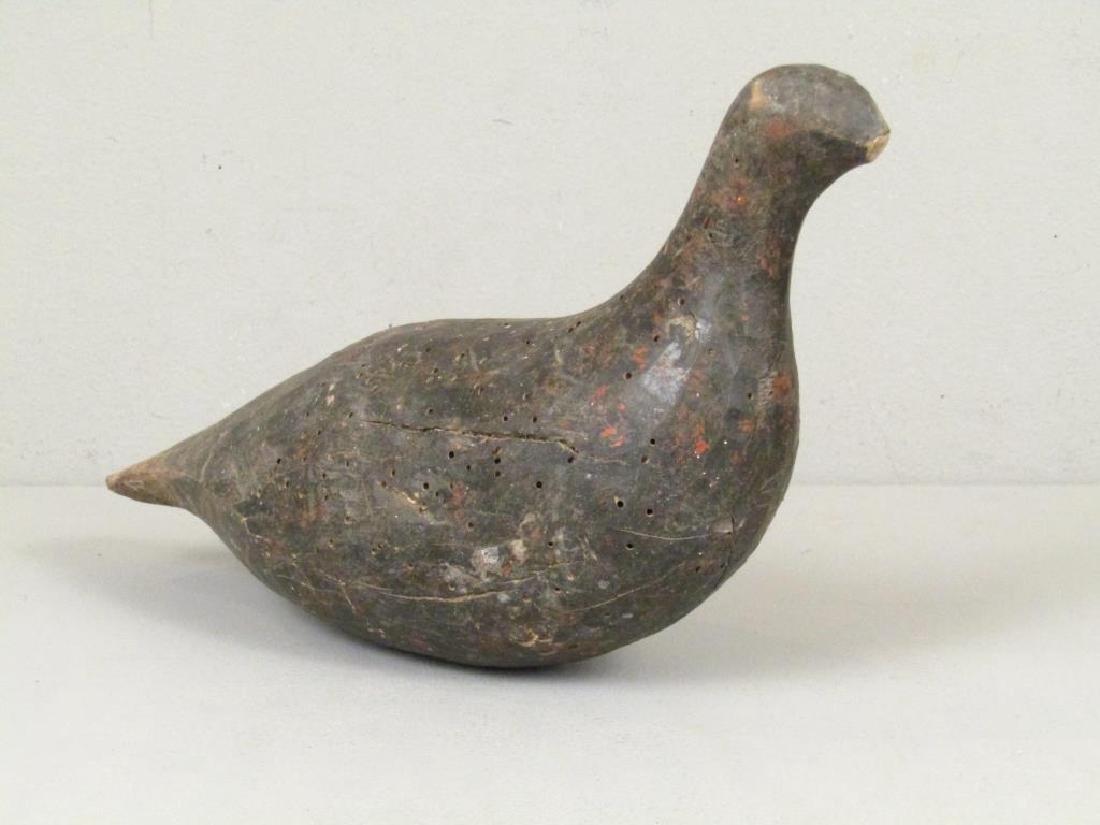 3 Russian Wood Duck Decoys - 3