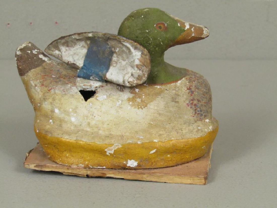 3 Russian Wood Duck Decoys - 7