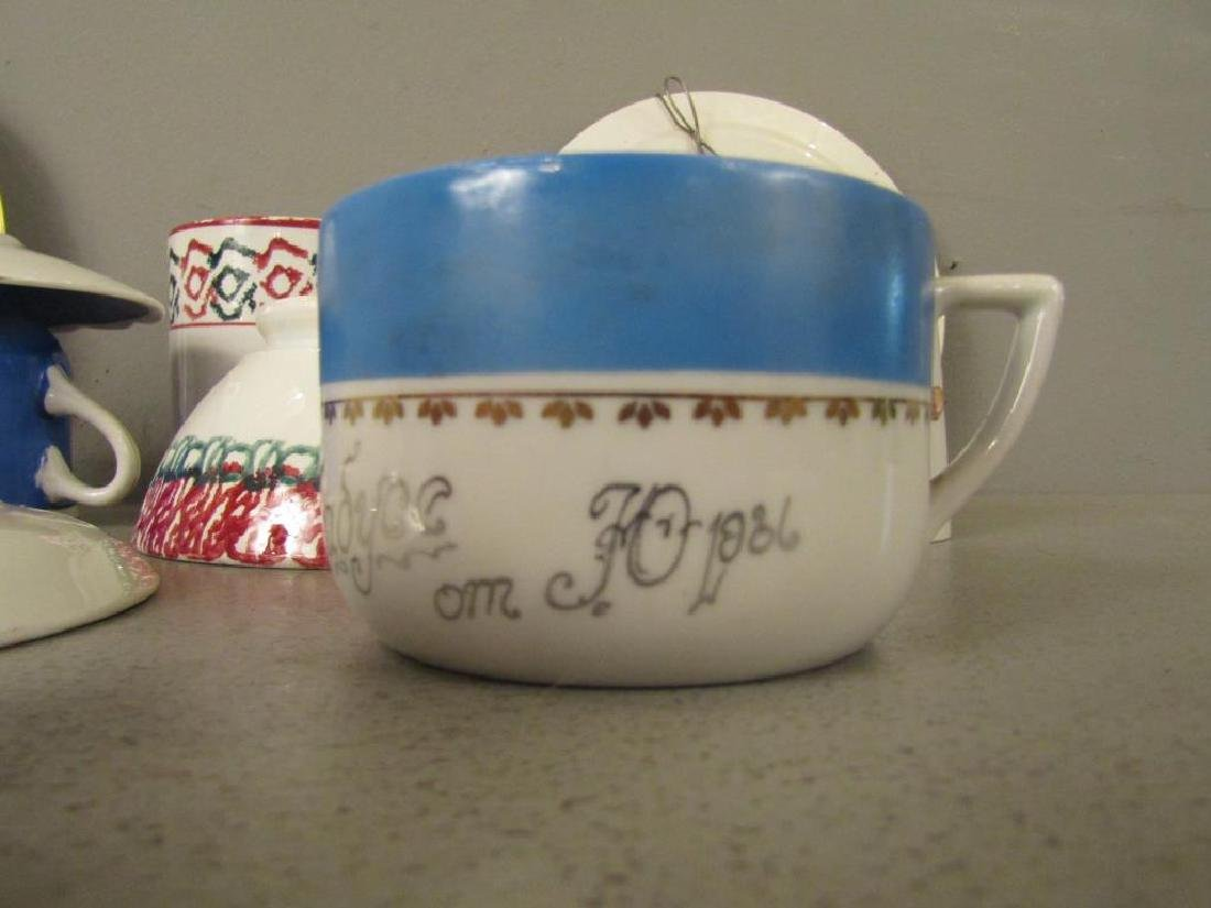 Assorted Russian and Style Porcelain - 10