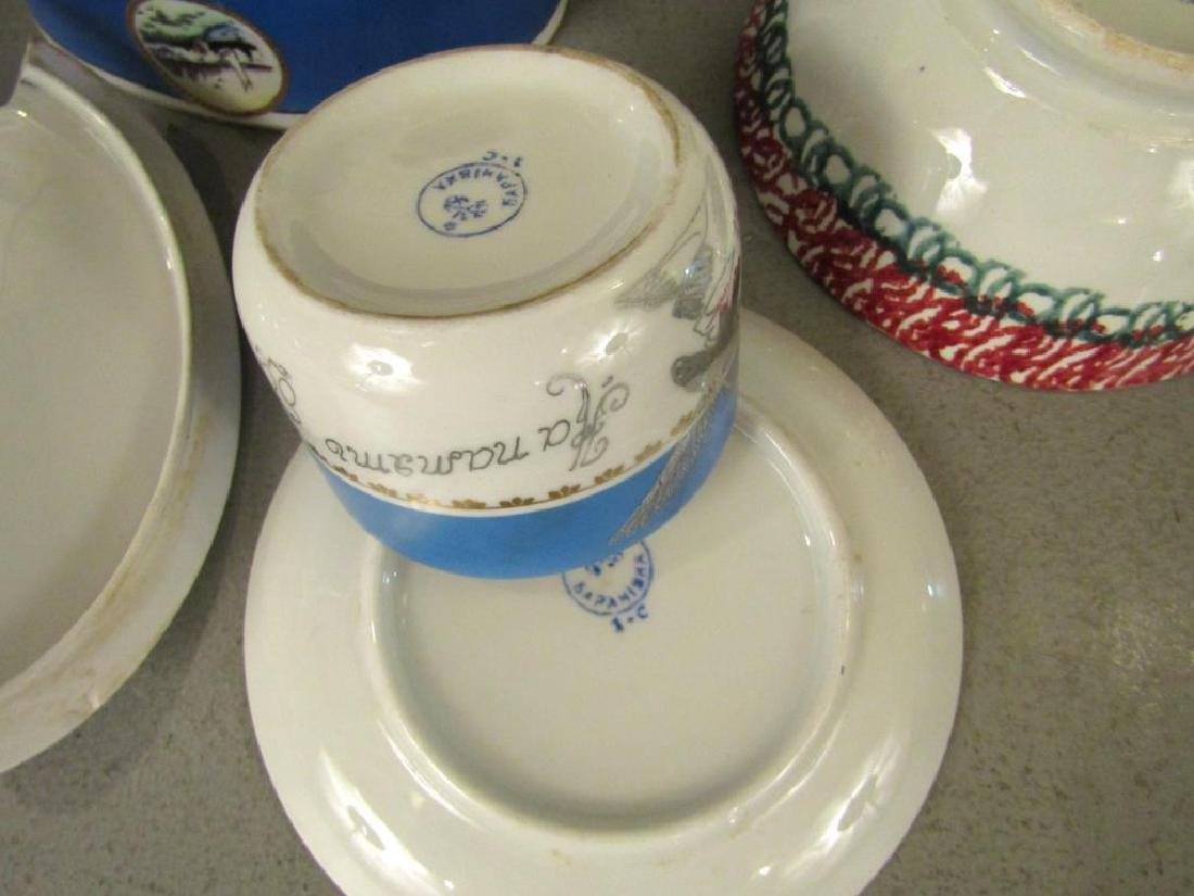Assorted Russian and Style Porcelain - 6