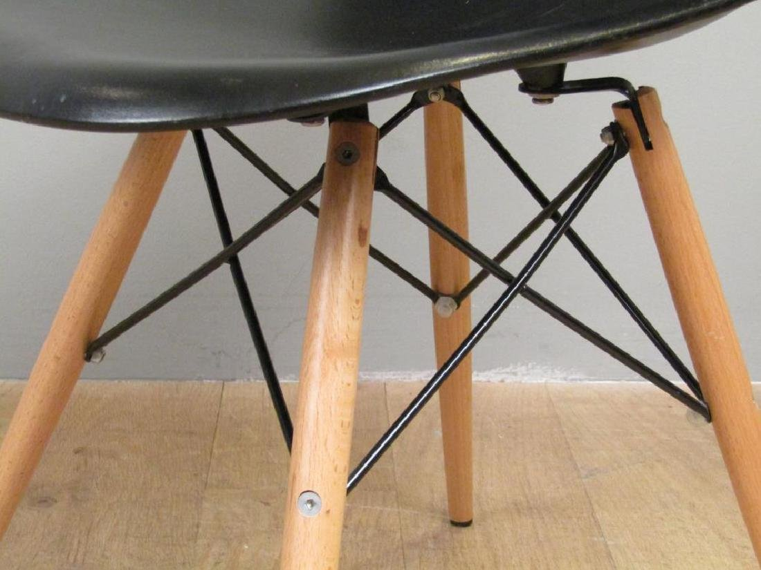 Pair Mid Century Style Chairs - 3