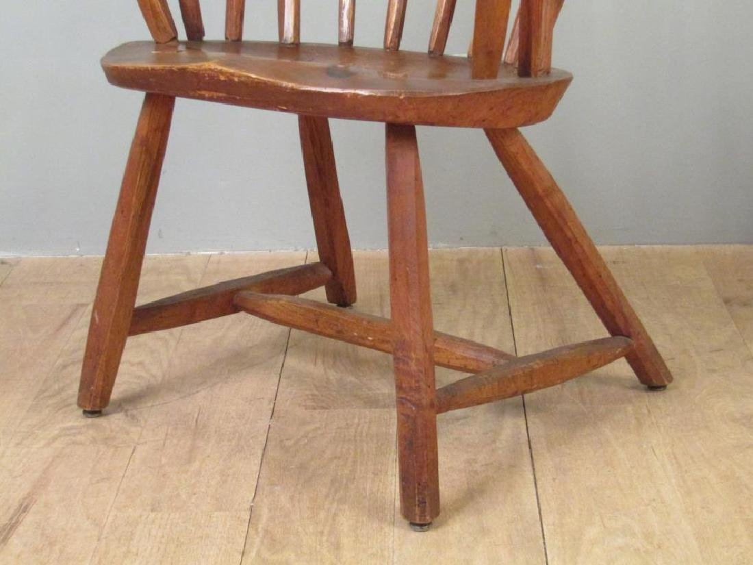 Pair of Antique Style Arm Chairs by Hunt, NY - 6