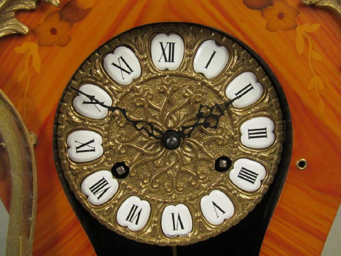 Italian Mantel Clock - 4