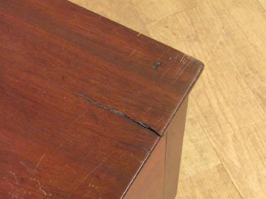 American Empire Mahogany End Table - 6