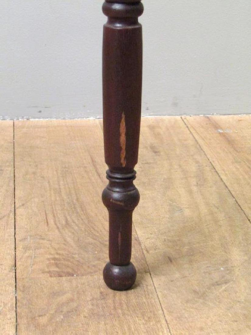 American Empire Mahogany End Table - 7