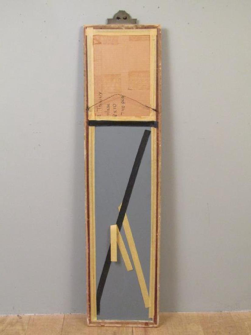 Victorian Style Trumeau Mirror - 5