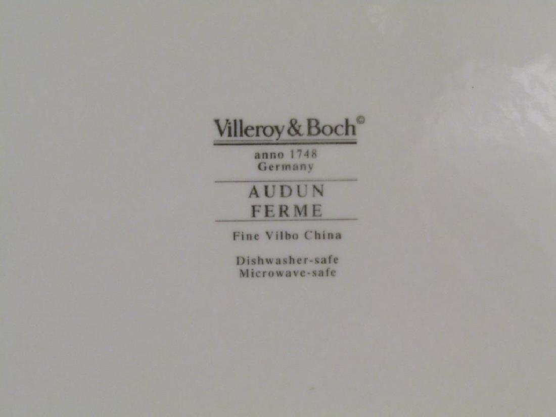 15+ Villeroy and Boch Partial Dinner Set - 4
