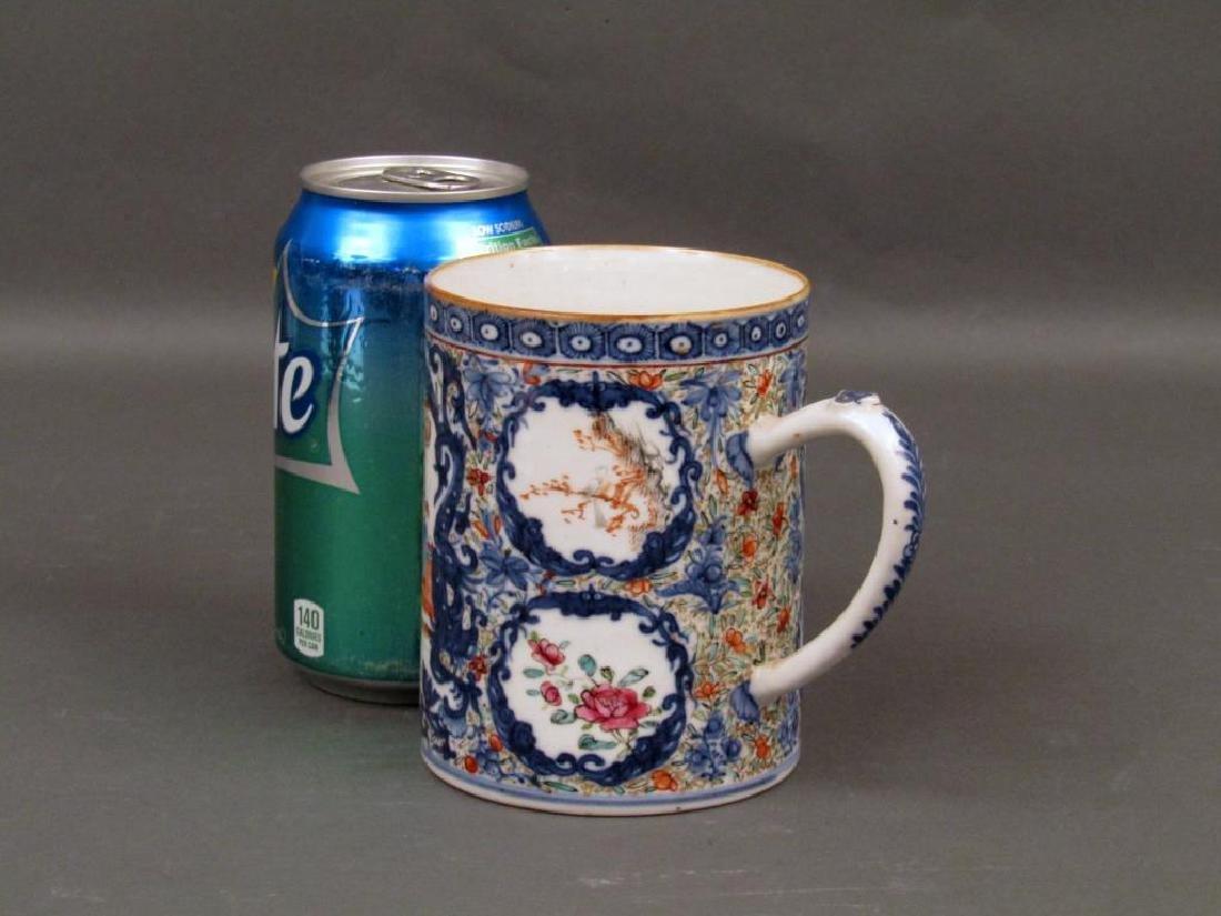 Chinese Porcelain Brush Mug - 2