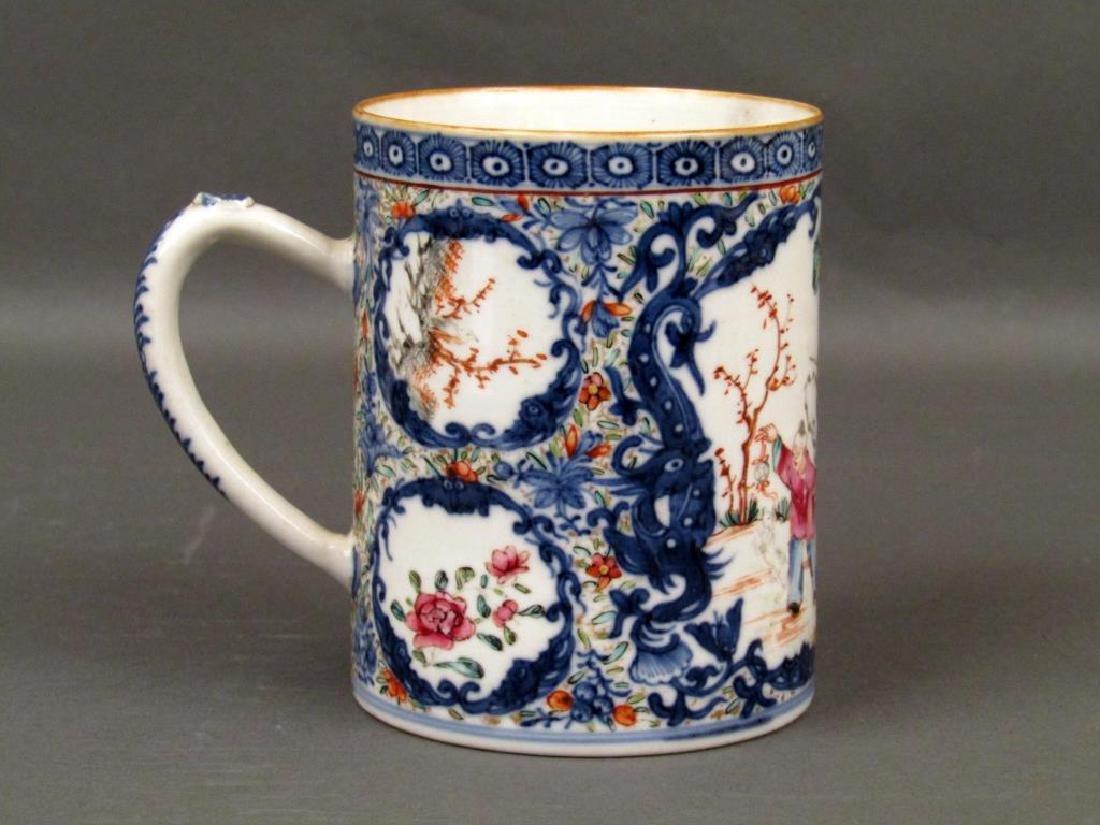 Chinese Porcelain Brush Mug - 4
