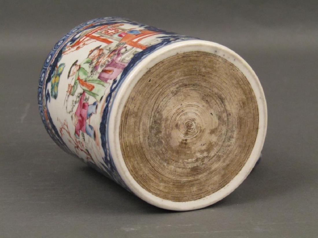 Chinese Porcelain Brush Mug - 6
