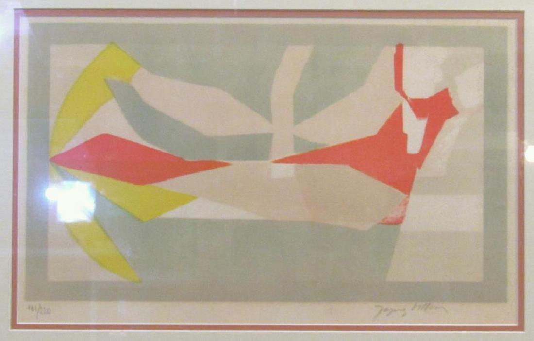 Jacques Villon (1875-1963) - Lithograph