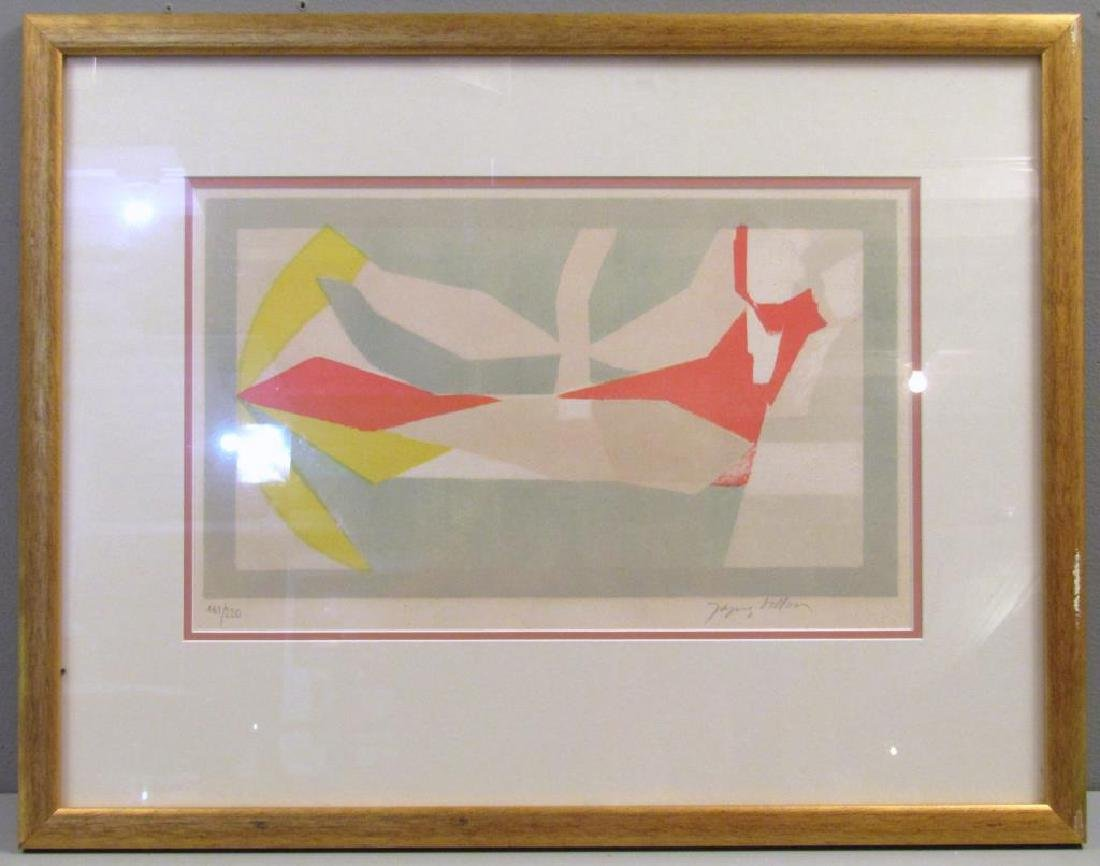 Jacques Villon (1875-1963) - Lithograph - 2