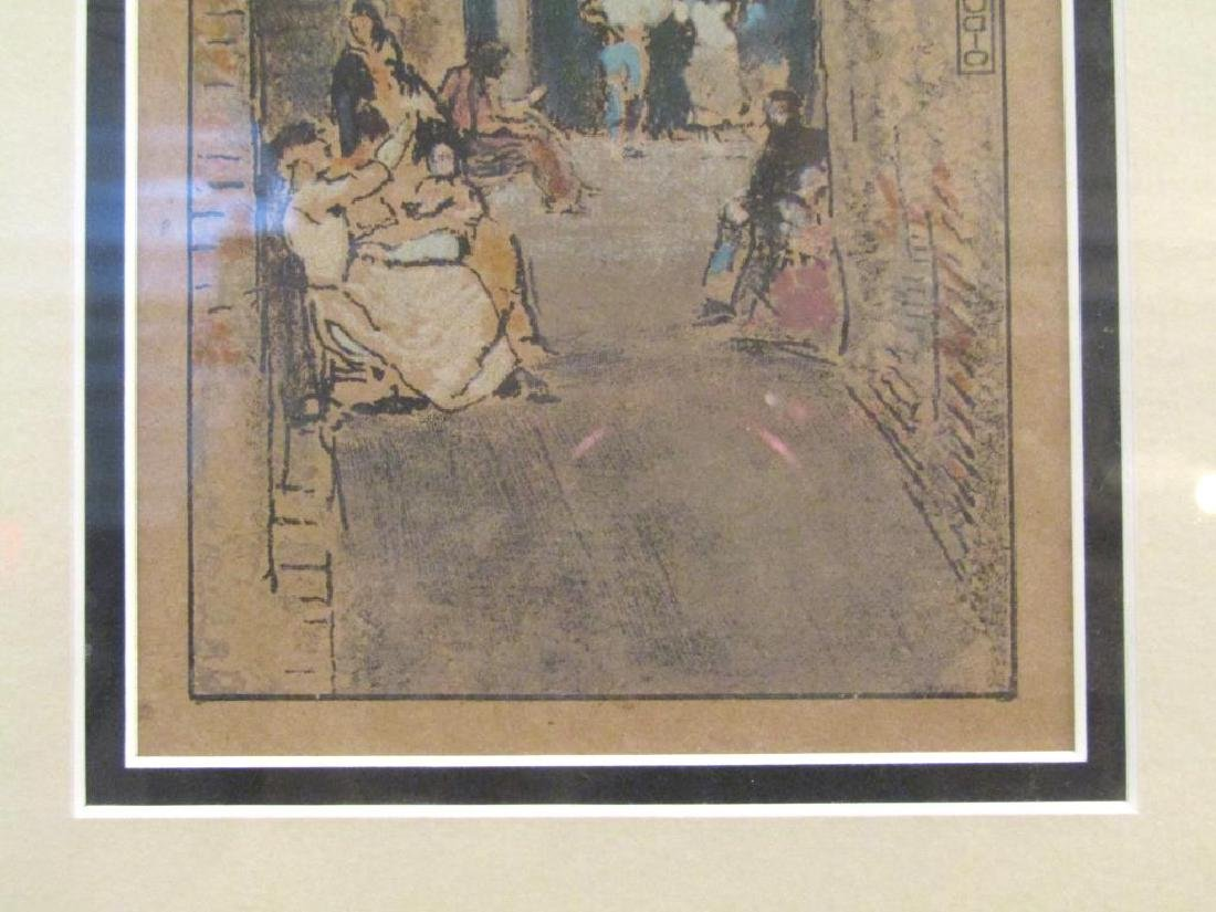 Unsigned - Lithograph - 5