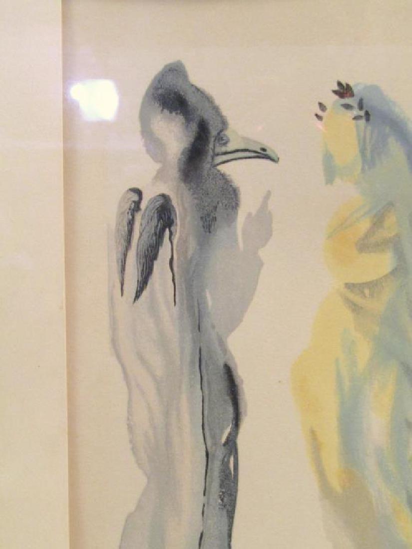 Salvador Dali Color Print - 3
