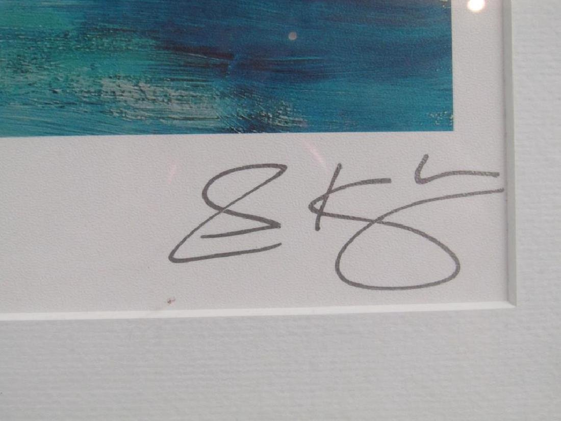 Signed Illegibly - Lithograph - 5