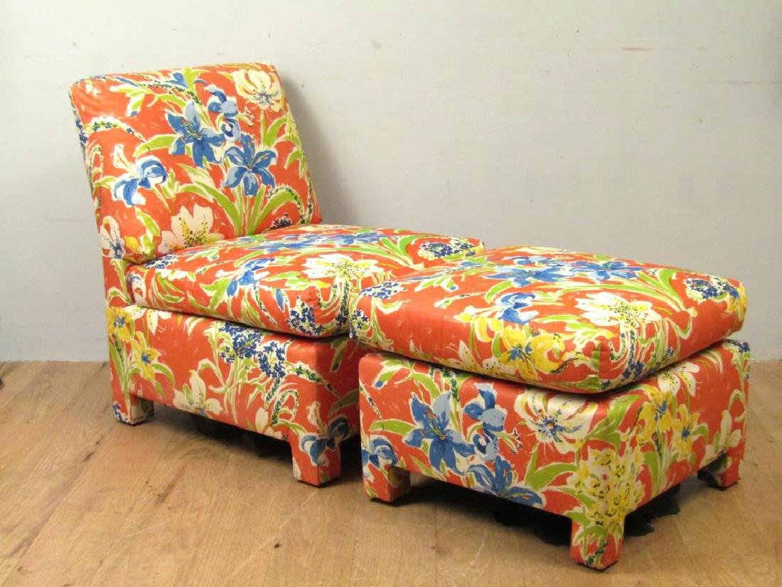 Contemporary 2 Part Chaise