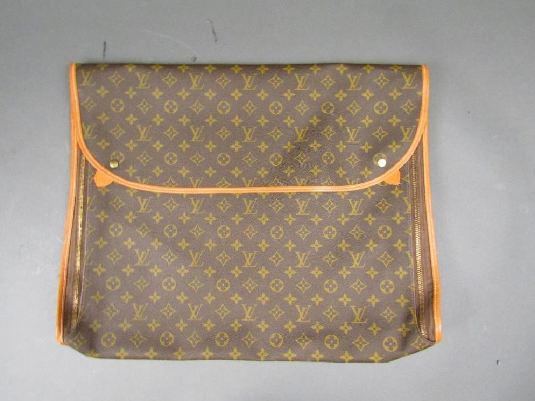 Small Louis Vuitton Folding Valise
