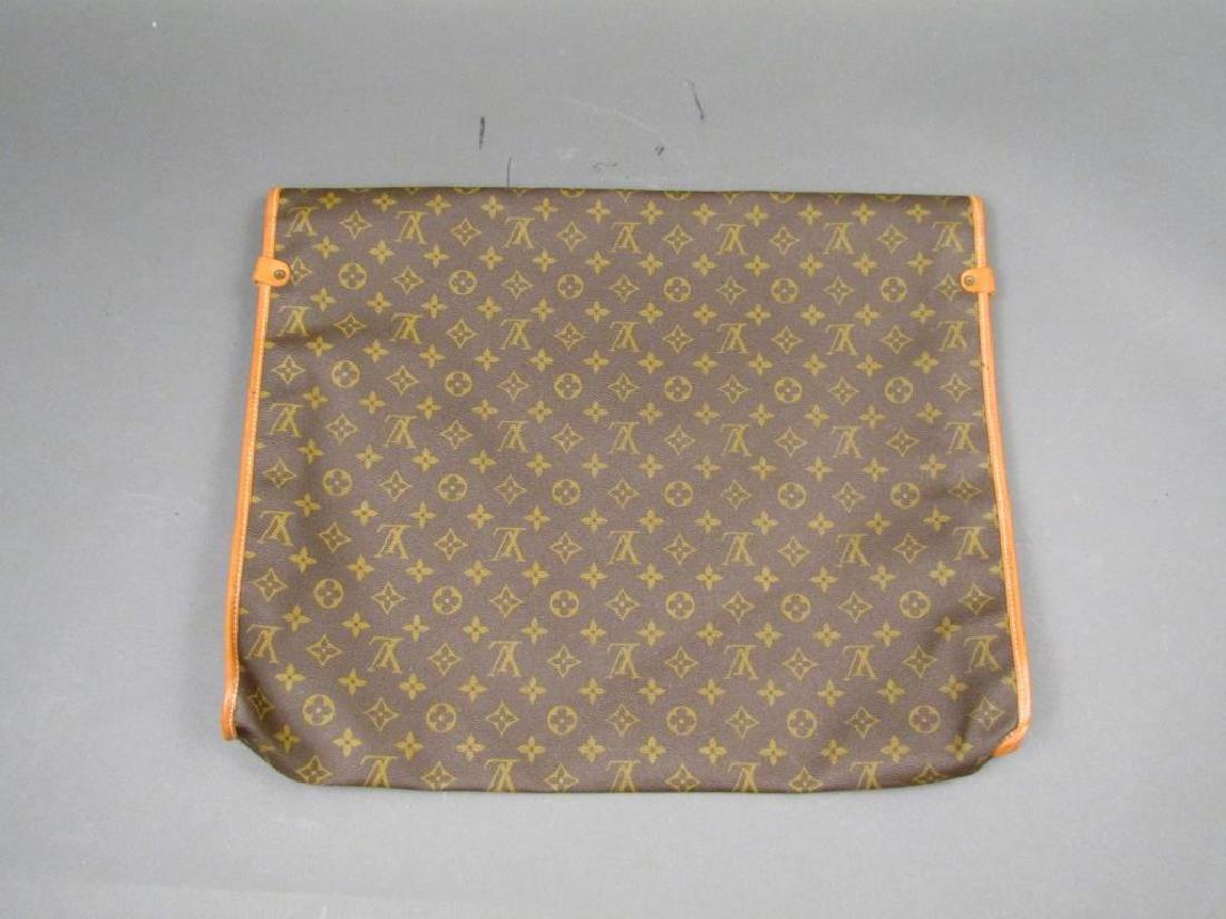 Small Louis Vuitton Folding Valise - 2