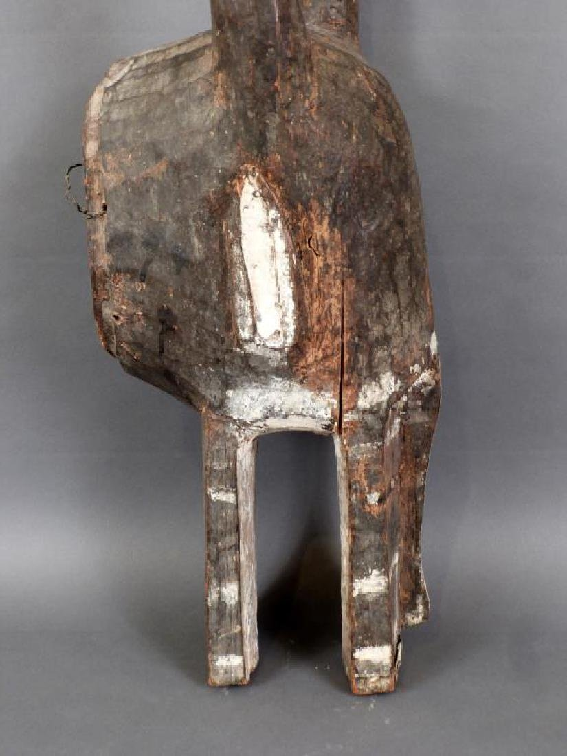 African / Ethnographic Large Mask - 5