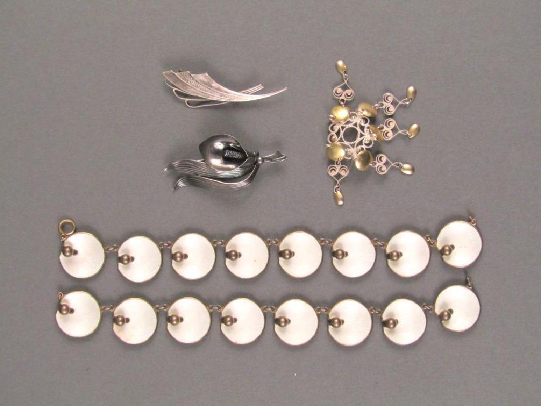 Assorted Scandinavian Jewelry