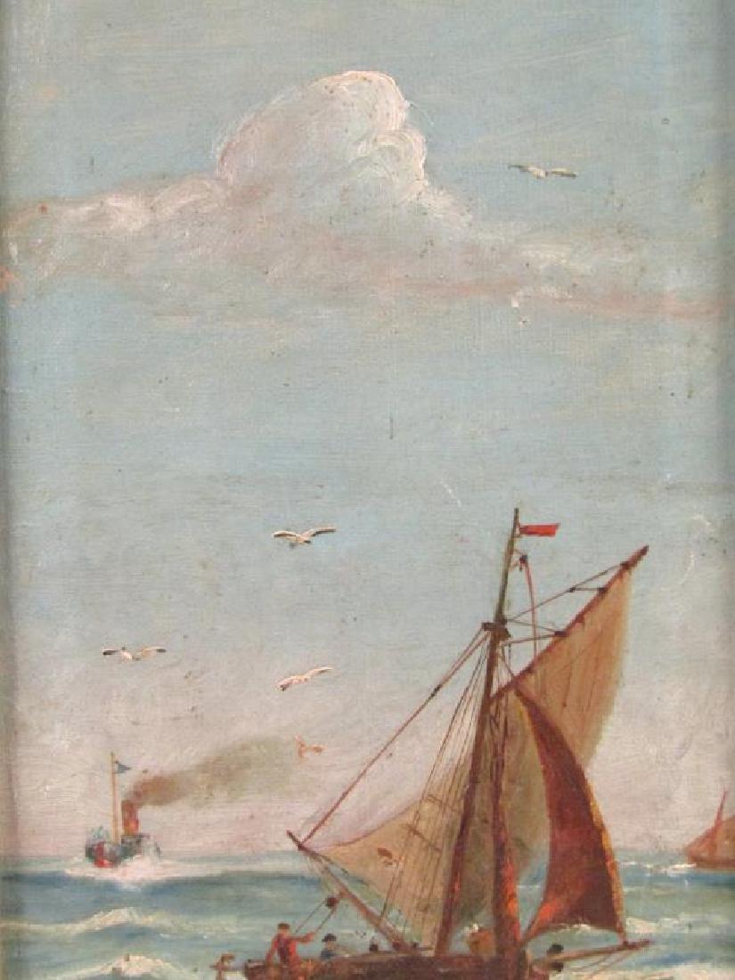 Signed F. Miranda - Oil on Canvas - 3