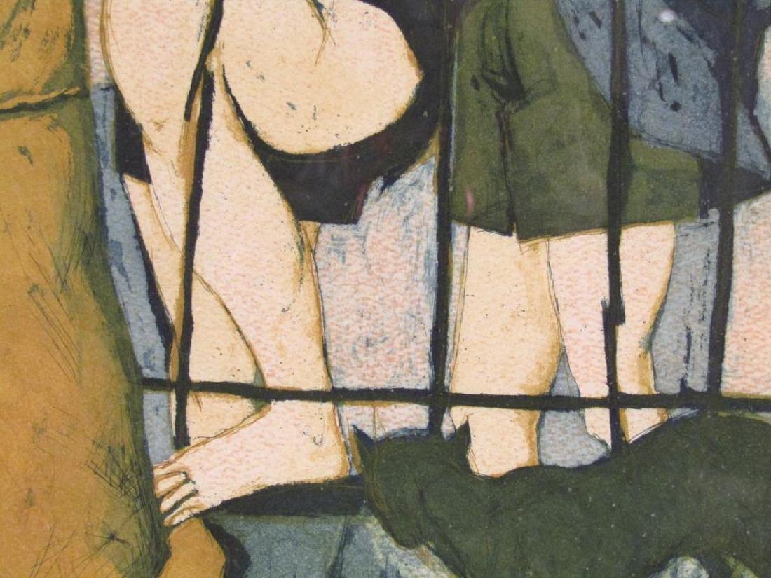Federico Castellon - Lithograph - 4