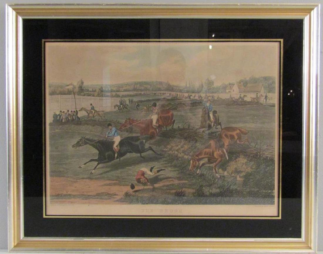 After Alken - Hand Colored Engraving - 2