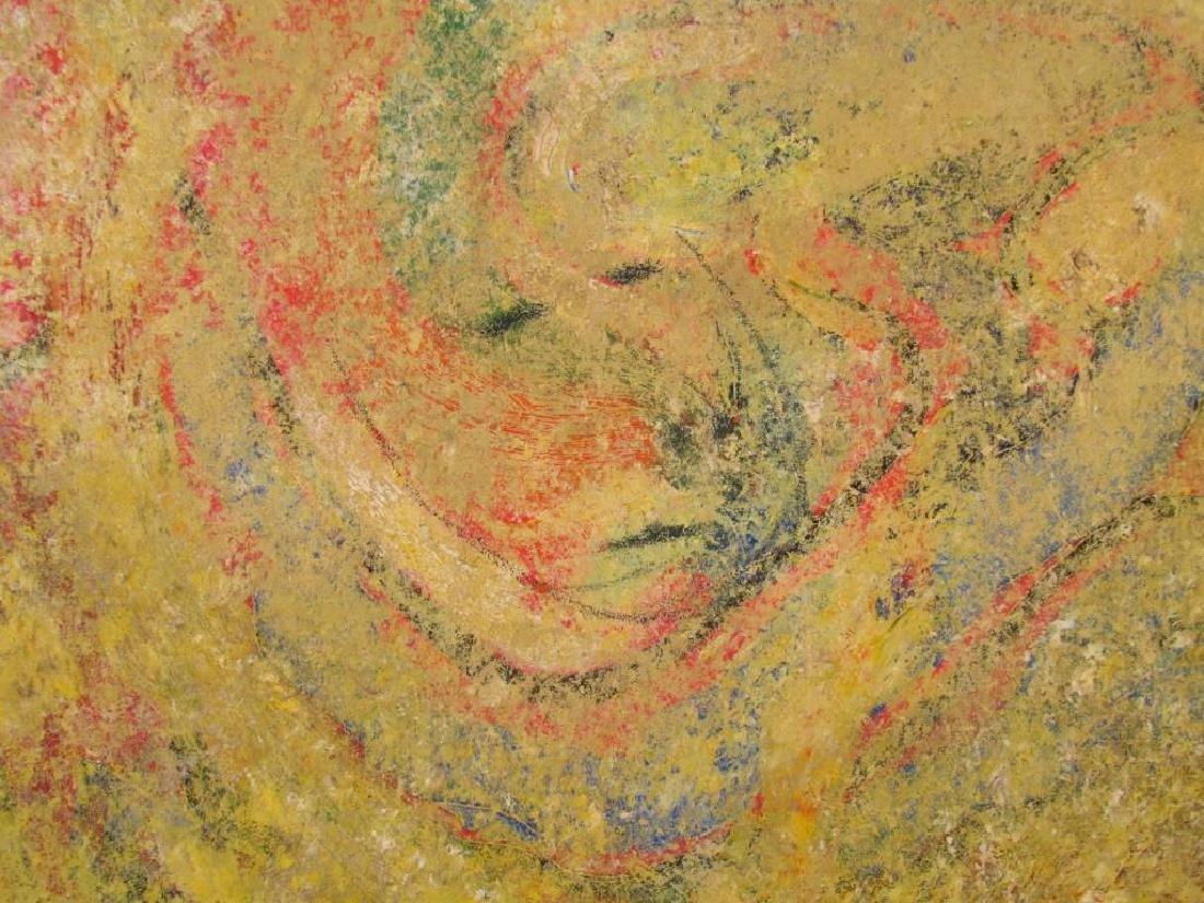 Sidney Toledo - Oil on Canvas - 2