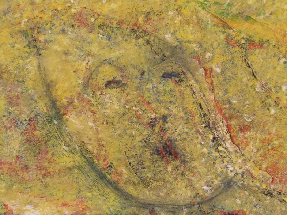 Sidney Toledo - Oil on Canvas - 3