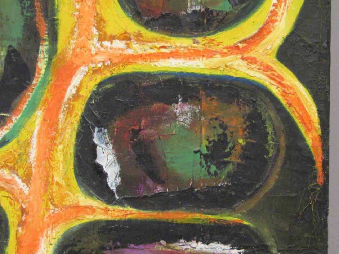 Sidney Toledo - Oil on Canvas - 4