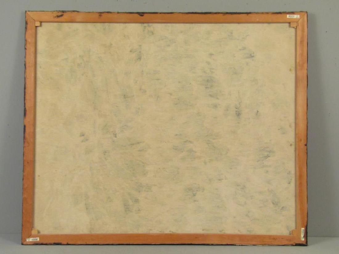 Sidney Toledo - Oil on Canvas - 6