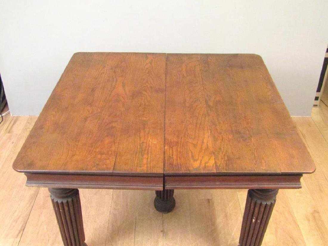 American Turn of the Century Dining Table - 2