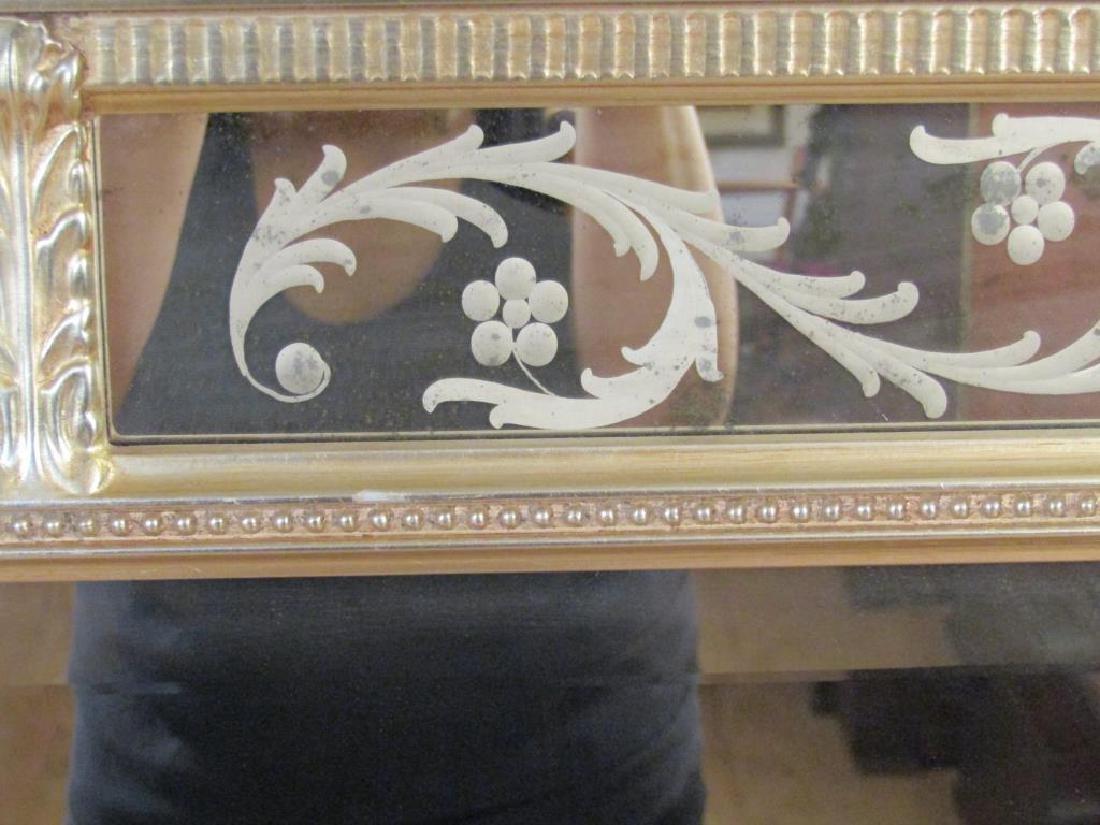 Venetian Art Deco Style Mirror - 2