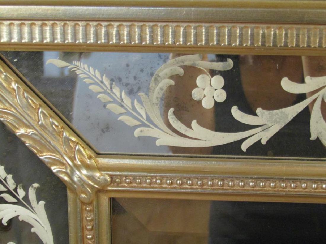 Venetian Art Deco Style Mirror - 3