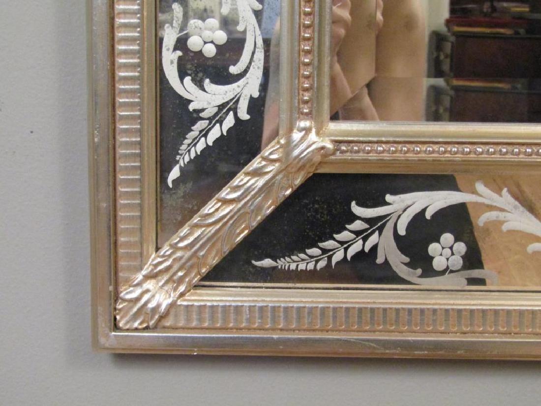 Venetian Art Deco Style Mirror - 5