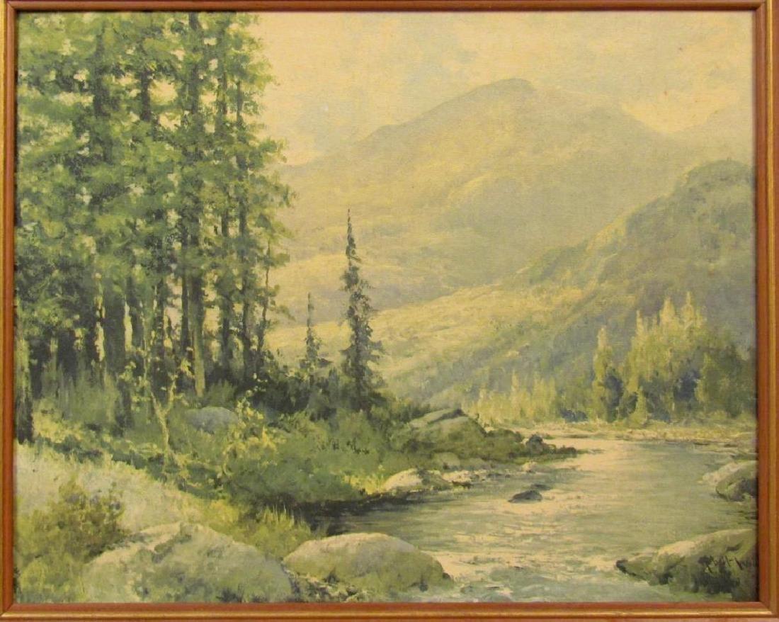 Robert Wood Giclee