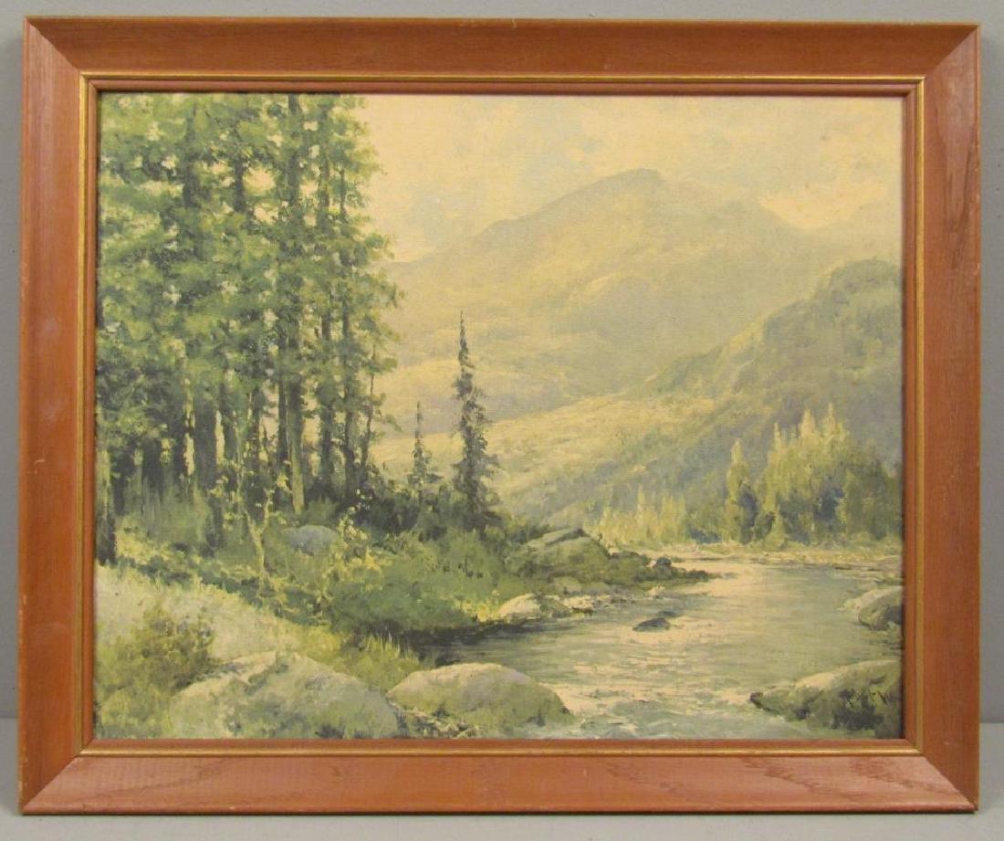 Robert Wood Giclee - 2