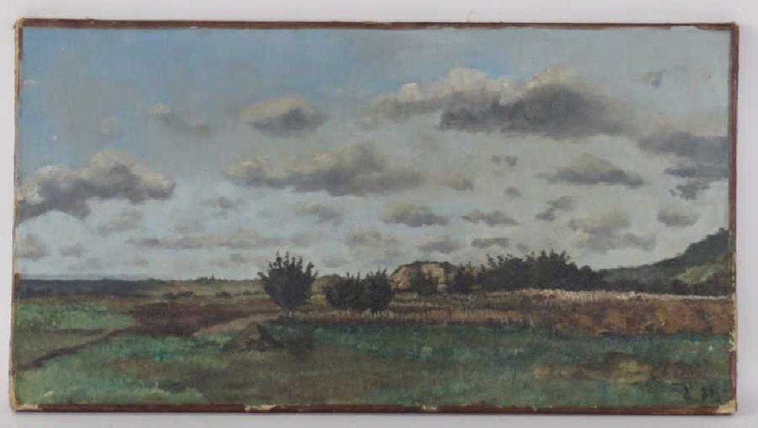 Léon Germain Pelouse (French, 1838-1891)- Oil - 2