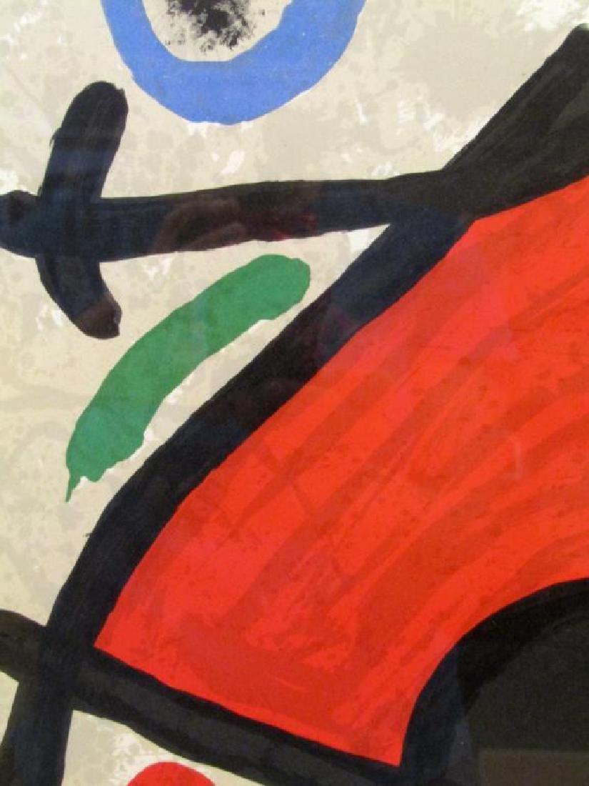 After Joan Miro - Print - 4