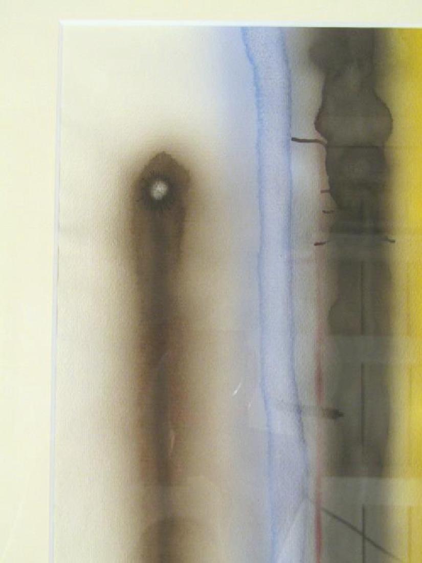 Signed J Meyerowitz - Watercolor - 3